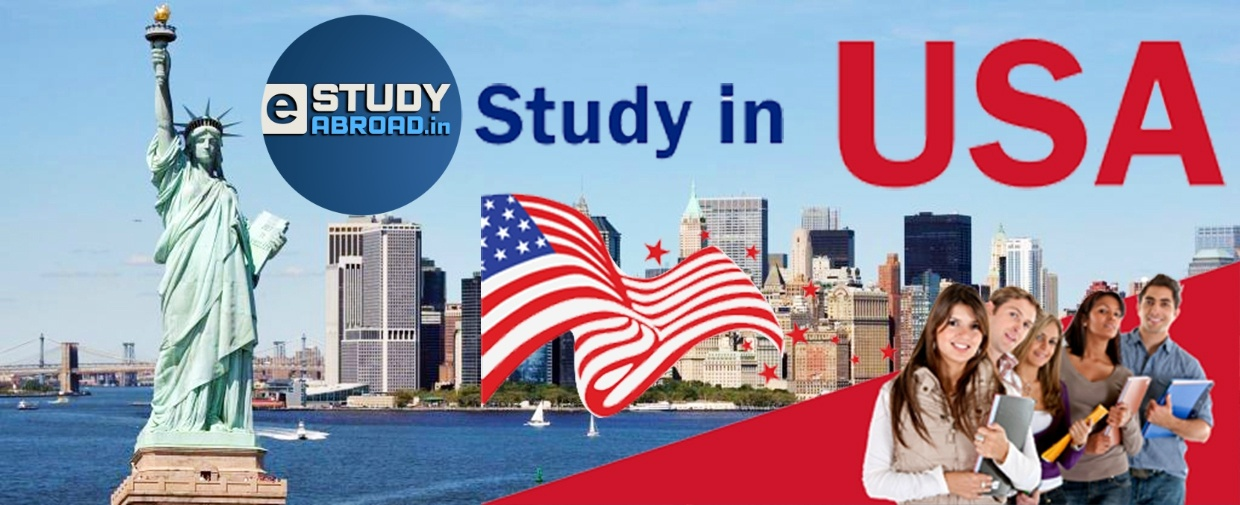 Study In USA, Study In USA